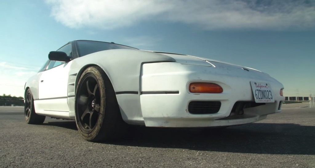Modified Nissan 240SX