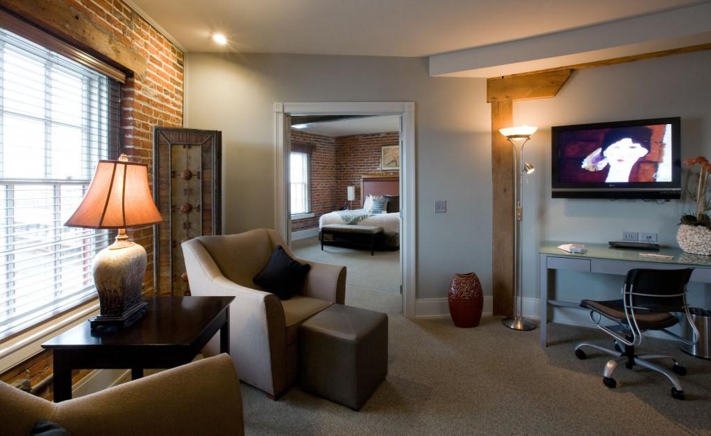 Lancaster Arts Hotel in Lancaster, Pennsylvania