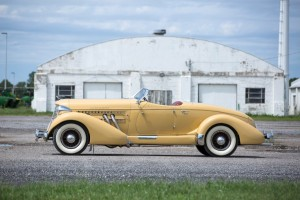 The Auburn 851 Speedster: The First American Sports Car?