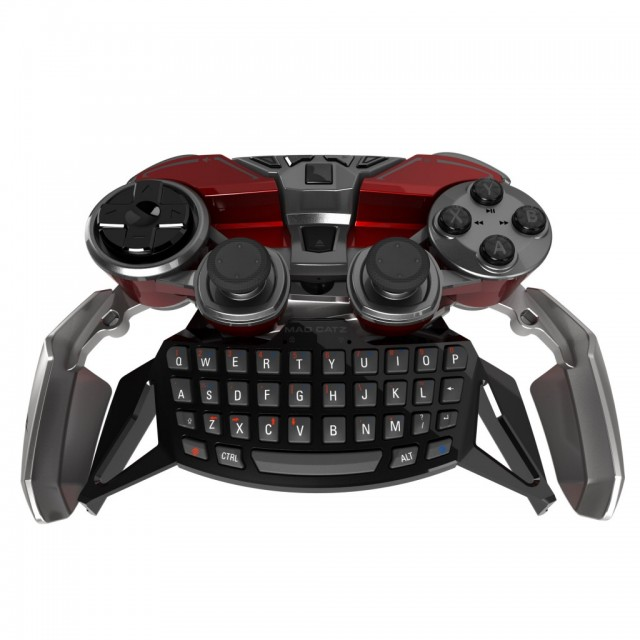 Mad Catz LYNX 9 gaming controller