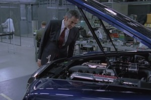 Mr. Bean is More of an Automotive Animal Than You'll Ever Be