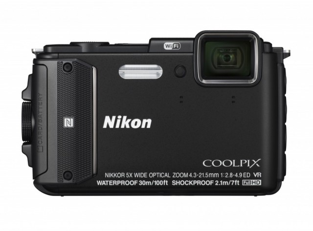 Nikon Coolpix AW130 digital camera