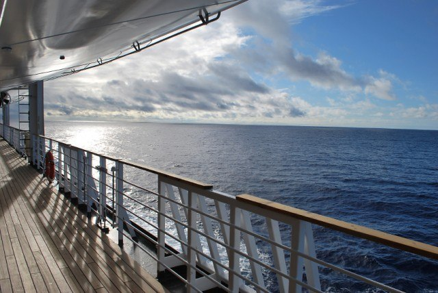 View from a cruise | Source: iStock