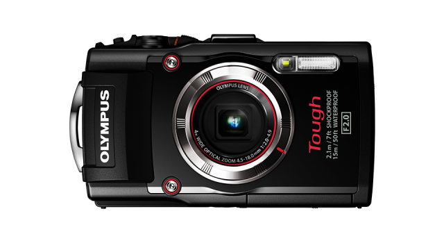 Olympus Stylus TG-3 digital camera