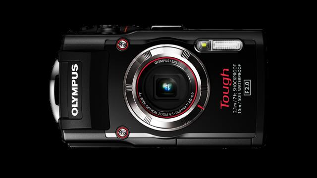 Olympus Stylus TG-3 digital camera