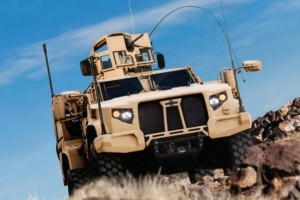 Omigosh, the New Humvee Is Being Built by Oshkosh?!