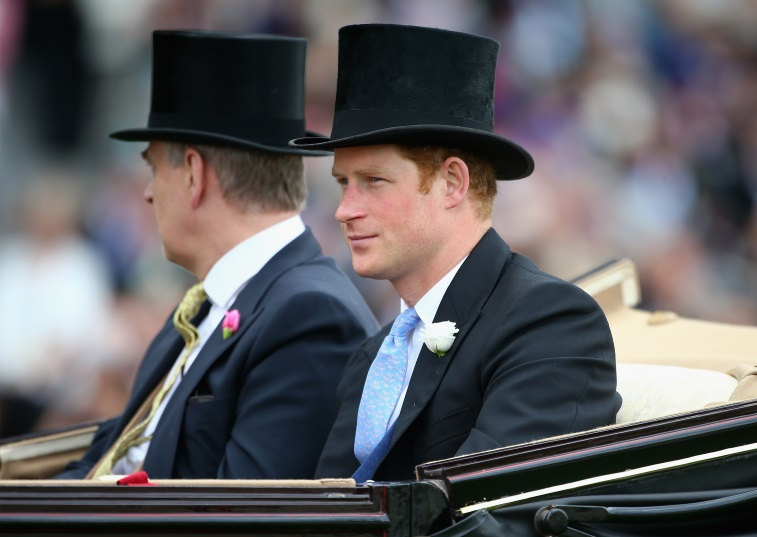 Source: Charlie Crowhurst/Getty Images for Ascot Racecourse
