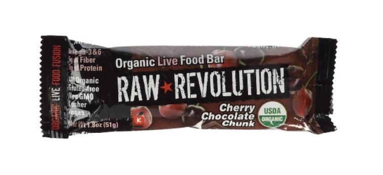 RAW Revolution Protein Bar