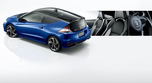 Refreshed CR-Z