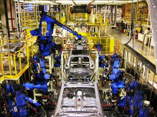 Auto Manufacturing Plant | Micah Wright/Autos Cheat Sheet