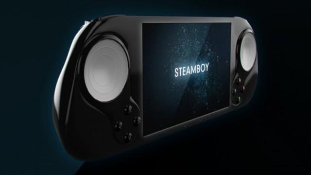 Smach Zero or Steamboy console