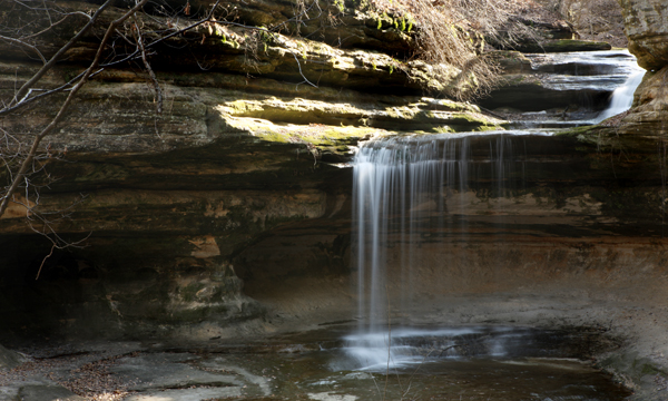 lasalle canyon starved rock state park