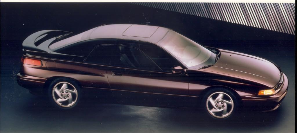 1992 Subaru SVX