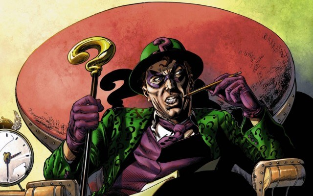 The Riddler in DC Comics