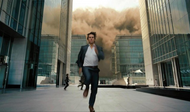 Tom Cruise in 'Mission: Impossible - Ghost Protocol'