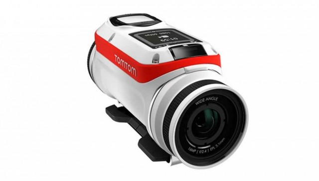 TomTom Bandit wearable action cam