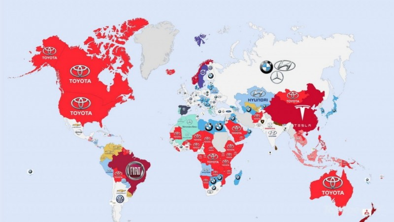 TopSpeed Worlds Most Searched Brands