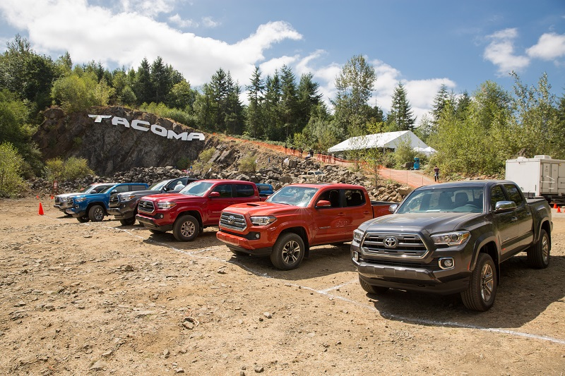 Toyota Tacoma Evolution >> First Drive The 2016 Toyota Tacoma Places Evolution Over Revolution