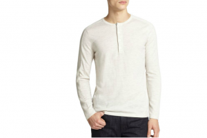 3 Great Reasons to Try Out a Henley This Fall