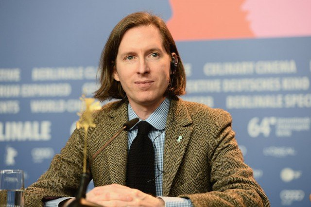 Wes Anderson is a great example of perfect Hollywood fashion