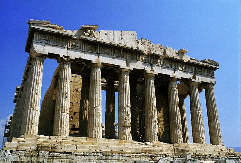 Parthenon Temple, Athens, Greece