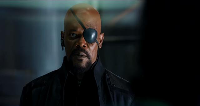 Samuel L. Jackson, Avengers, Nick Fury