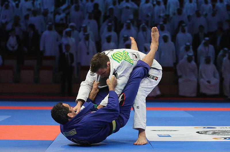 Abu Dhabi Jiu-Jitsu Championship, brazilian