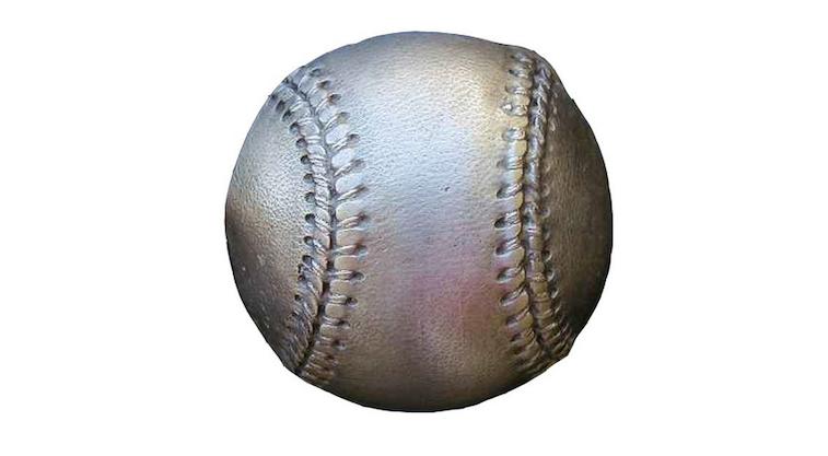 baseball belt buckle