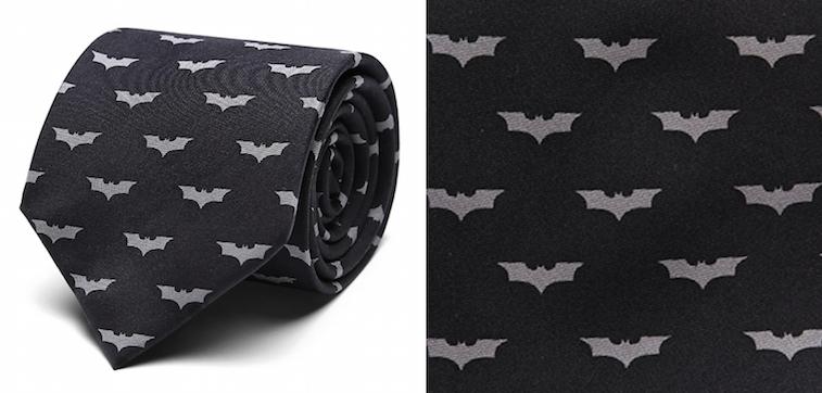 Dark Knight Silk Tie