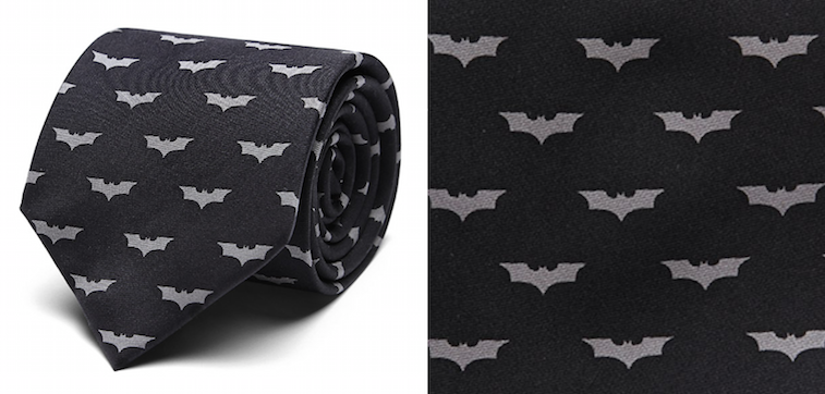 Dark Knight Silk Tie