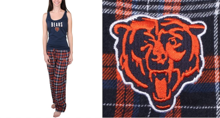 Bears Pajama Set