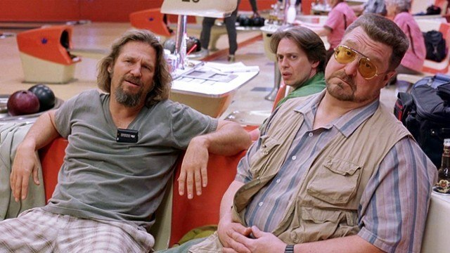 Jeff Bridges as The Dude in cult classic The Big Lebowski