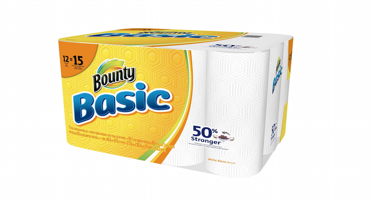 Bounty Basic Paper Towels
