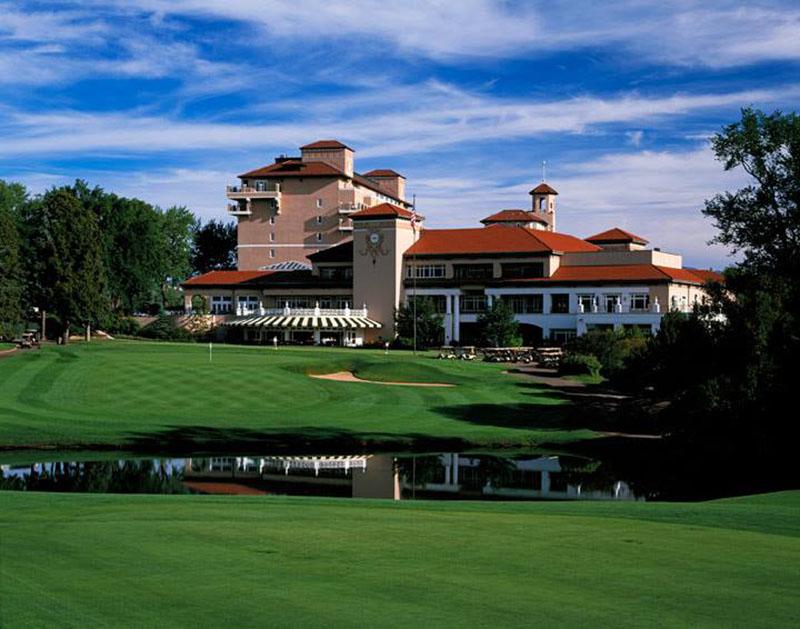 The Broadmoor, Colorado Springs