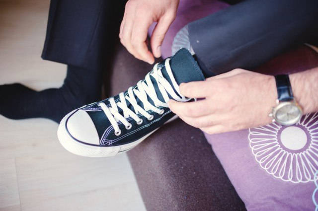 A good pair of sneakers should be in your closet | iStock.com