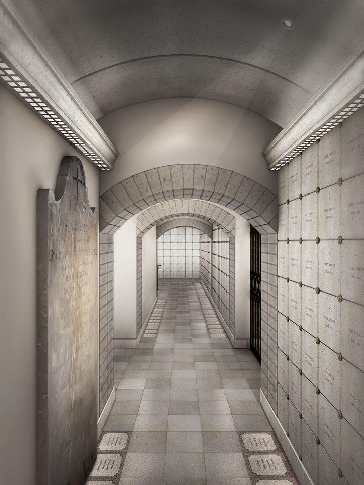New York City's Catacombs