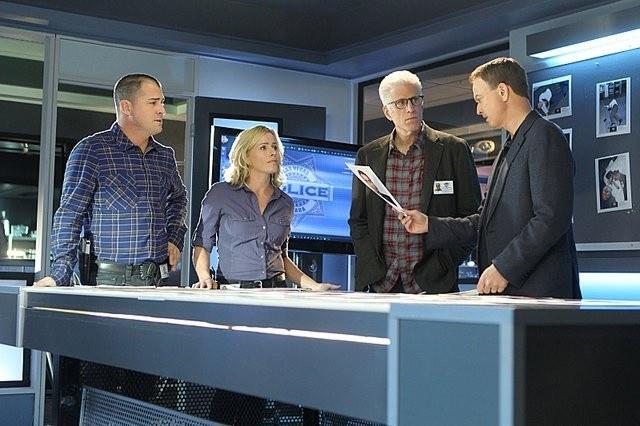 CSI: Criminal Scene Investigation