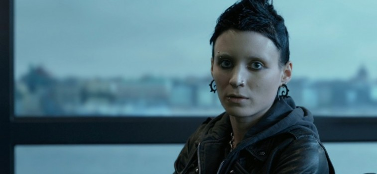 The girl with the dragon tattoo 2011 dvd release date