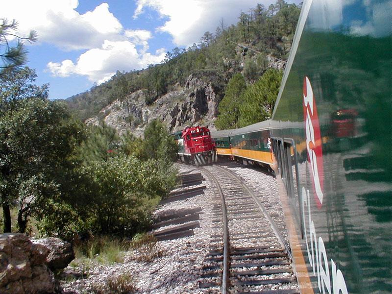 el chepe, train, Mexico