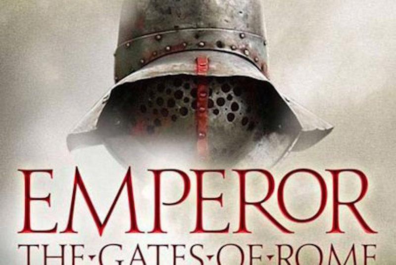 Emperor The Gates of Rome Conn Iggulden signed 1st UK hardcover