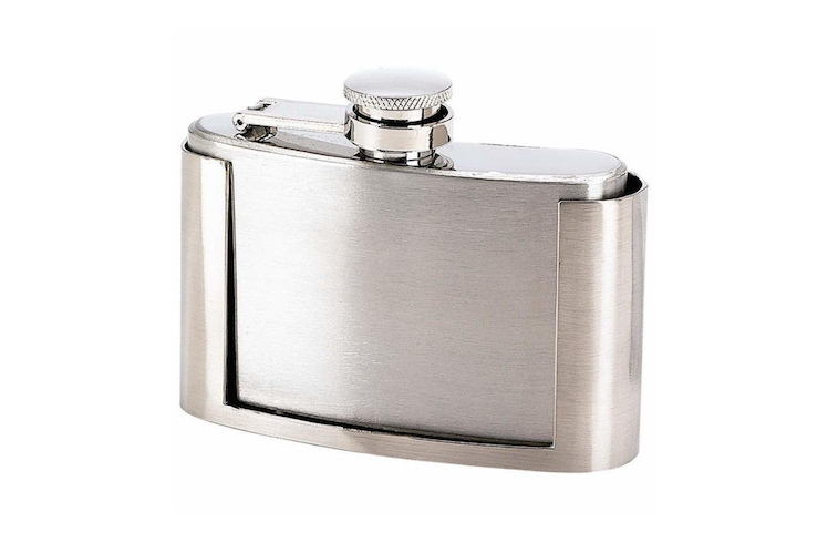 Belt Buckle Flask