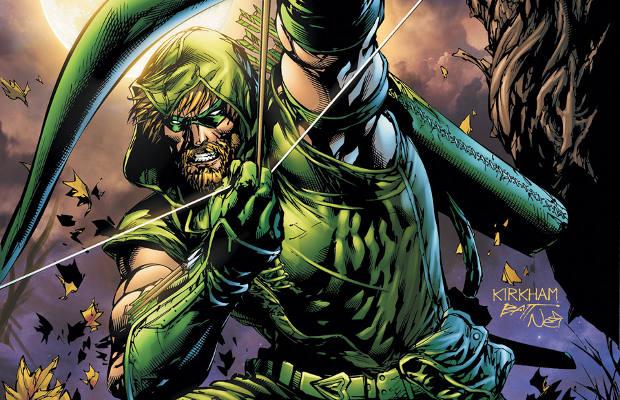 Green Arrow - DC Comics