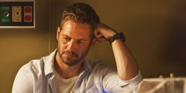 Paul Walker in 'Hours'