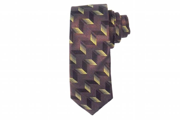 Magnoli Clothiers Joker Pure Silk Tie