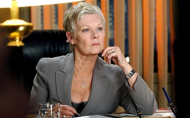 Judi Dench - Skyfall