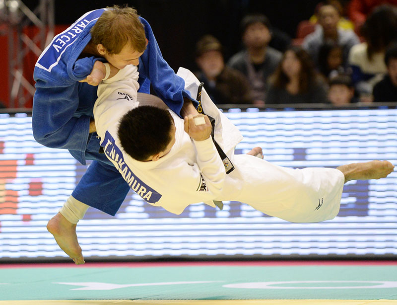 IJF Judo Grand Slam, Tokyo