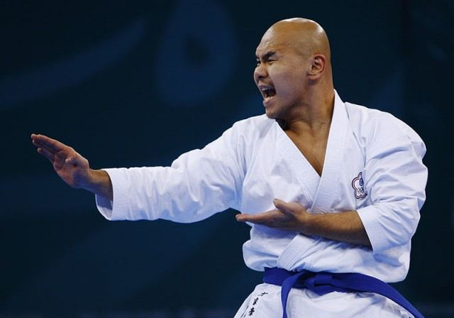 Martial arts requires your body to be on full alert.