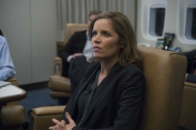 Kim Dickens on 'House of Cards'