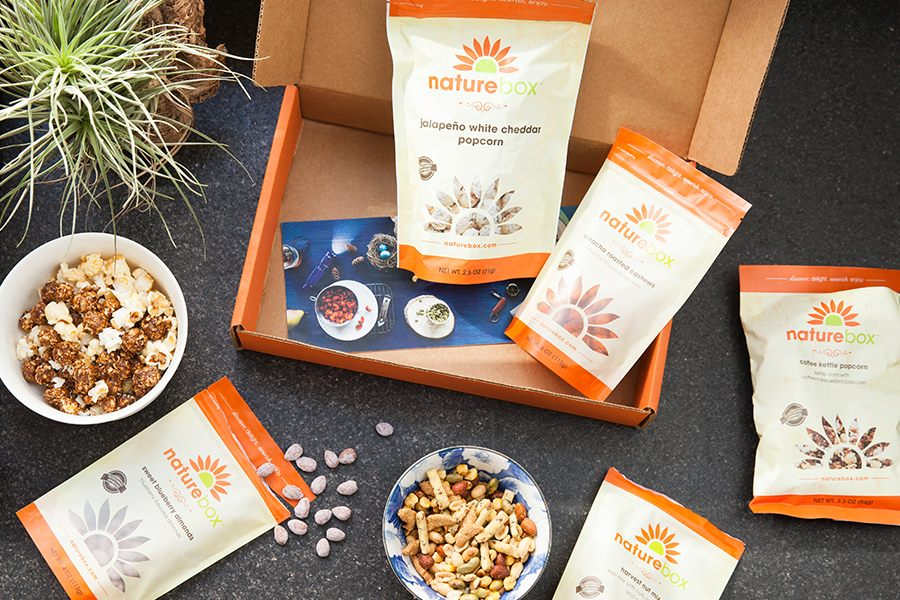 nature box snacks