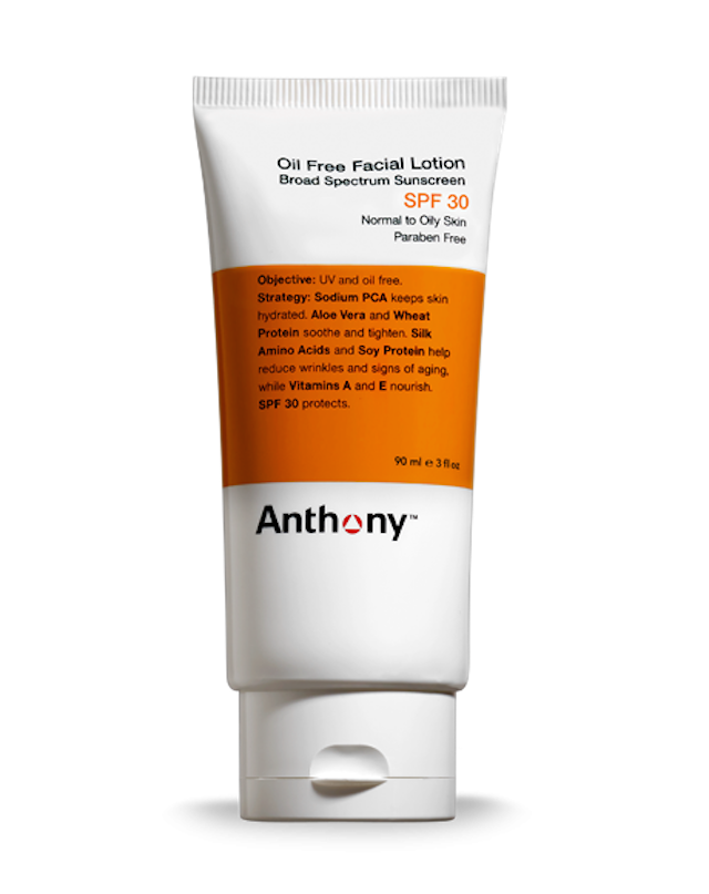 Anthony Facial Lotion